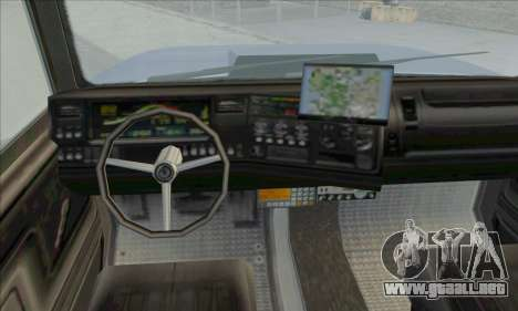 GTA IV Yankee para la visión correcta GTA San Andreas