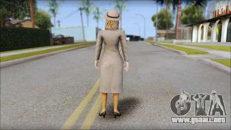 Old Lady para GTA San Andreas segunda pantalla