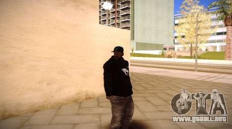 Sweet Swag Nigga para GTA San Andreas tercera pantalla