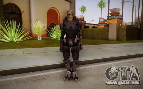 Garrus from Mass Effect 3 para GTA San Andreas