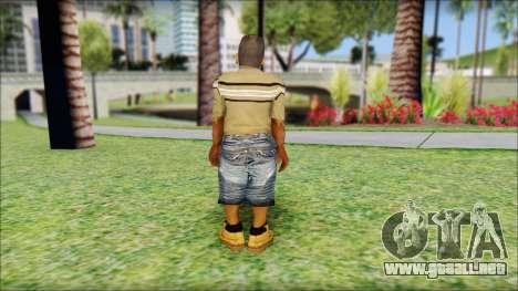 CJ Dwarf v2 para GTA San Andreas segunda pantalla