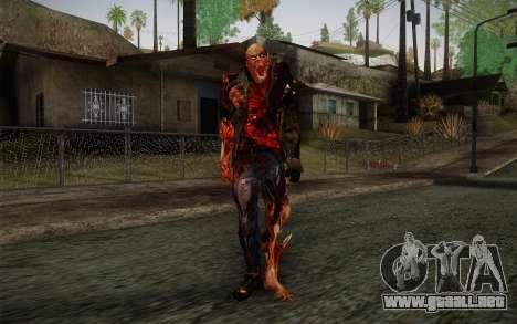 Zombie Heller from Prototype 2 para GTA San Andreas