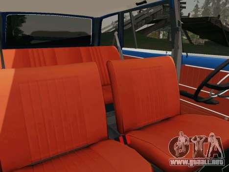 VAZ 21032 para la vista superior GTA San Andreas