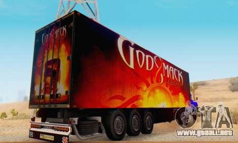 Godsmack - 1000hp Trailer 2014 para la visión correcta GTA San Andreas