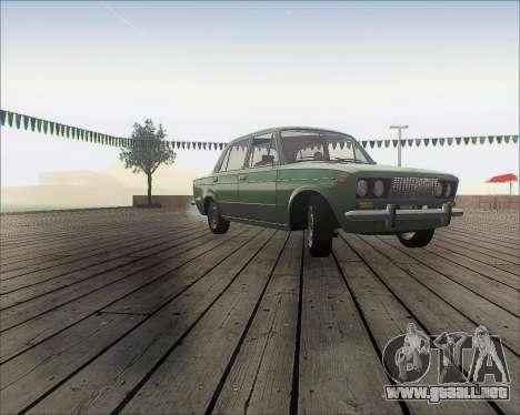 VAZ 2106 Sintonizable para GTA San Andreas