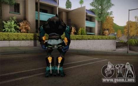 Black Elite v2 para GTA San Andreas segunda pantalla
