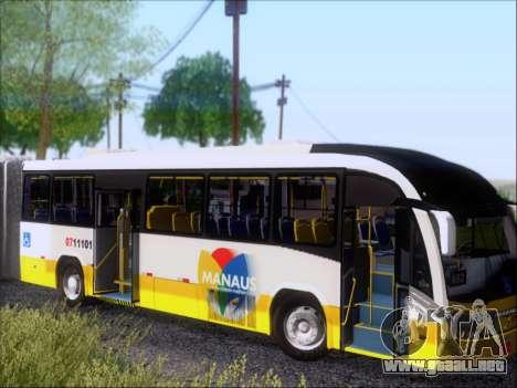 Neobus Mega BRT Volvo B12M-340M para las ruedas de GTA San Andreas