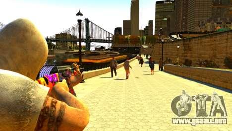 Ayudante De Joker para GTA 4 adelante de pantalla