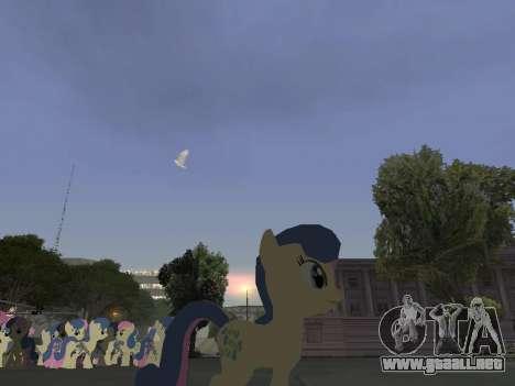Bonbon para GTA San Andreas sexta pantalla