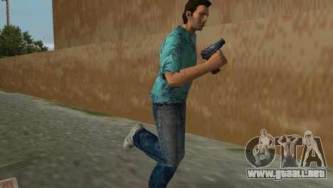 Una Pistola Makarov para GTA Vice City sucesivamente de pantalla