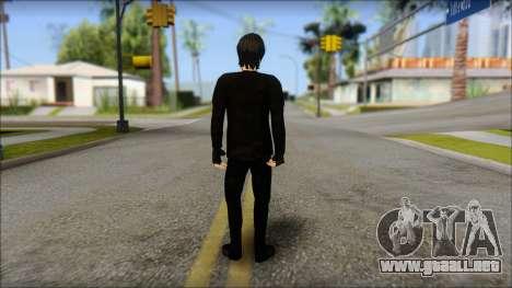 Jared Leto para GTA San Andreas segunda pantalla