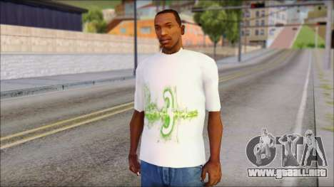 COD MW3 Fan T-Shirt para GTA San Andreas