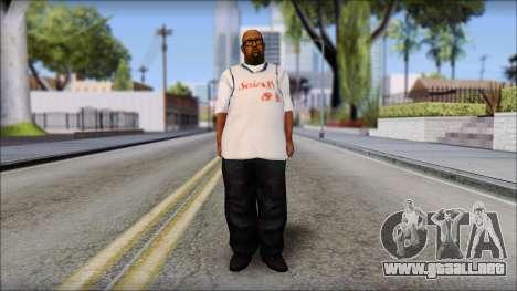 Big Smoke Beta para GTA San Andreas