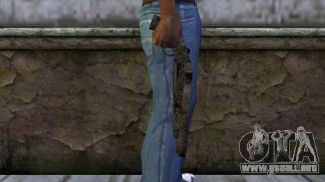 Beta Sawnoff with Orginal Texture para GTA San Andreas tercera pantalla