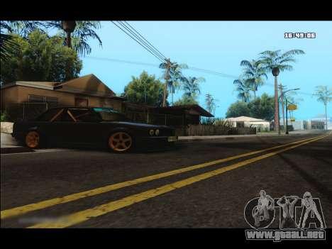 BMW e30 UDC para GTA San Andreas left