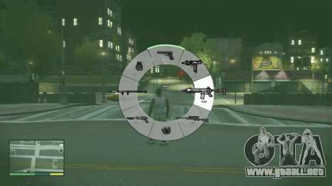 GTA V  Package Final para GTA 4 segundos de pantalla