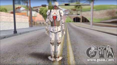 Dukeinator para GTA San Andreas segunda pantalla