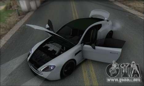 Aston Martin V12 Vantage S 2013 para el motor de GTA San Andreas