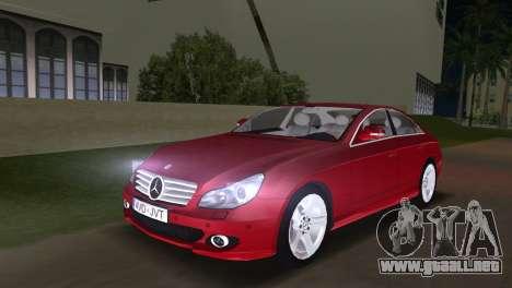 Mercedes-Benz CLS500 para GTA Vice City