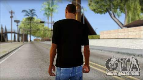 Wild POP Thing Shirt para GTA San Andreas segunda pantalla