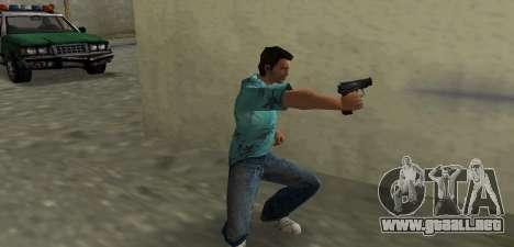 Una Pistola Makarov para GTA Vice City segunda pantalla