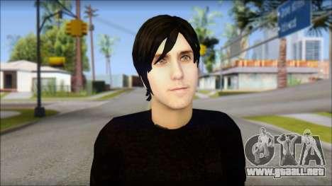 Jared Leto para GTA San Andreas tercera pantalla