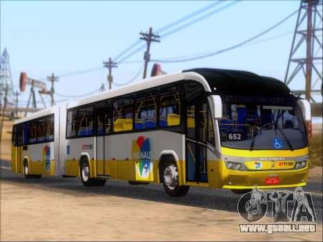 Neobus Mega BRT Volvo B12M-340M para GTA San Andreas