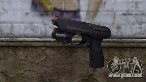 VP-70 Pistol from Resident Evil 6 v1 para GTA San Andreas