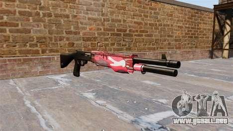 Ружье Franchi SPAS-12 Roja urbano para GTA 4
