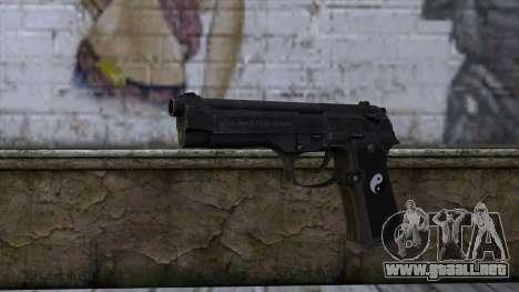 Marisa M9 Custom Master Spark para GTA San Andreas
