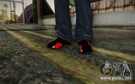 Shoes Macbeth Eddie Reyes para GTA San Andreas