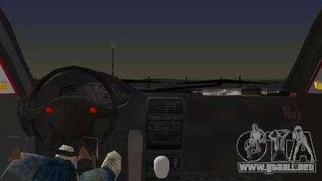 Skoda Superb Tuned para GTA Vice City vista lateral izquierdo