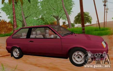 VAZ 21083 para GTA San Andreas left