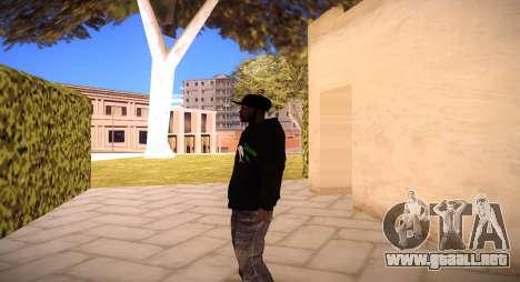 Sweet Swag Nigga para GTA San Andreas segunda pantalla