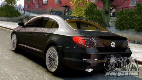 Volkswagen CC para GTA 4 left