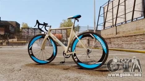 GTA V Tri-Cycles Race Bike para GTA 4 left