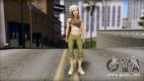 Un Aspirante A Miss para GTA San Andreas