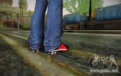 Shoes Macbeth Eddie Reyes para GTA San Andreas tercera pantalla