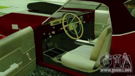 ГАЗ La Carretera SS v.2 para la visión correcta GTA San Andreas