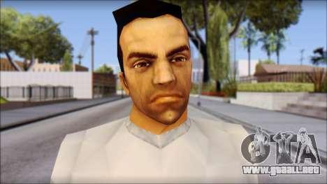 Toni Cipriani v1 para GTA San Andreas tercera pantalla