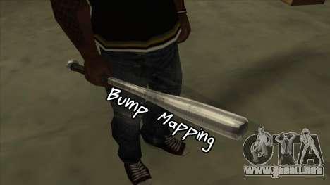 Baseball Bat para GTA San Andreas