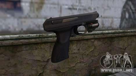 VP-70 Pistol from Resident Evil 6 v1 para GTA San Andreas segunda pantalla