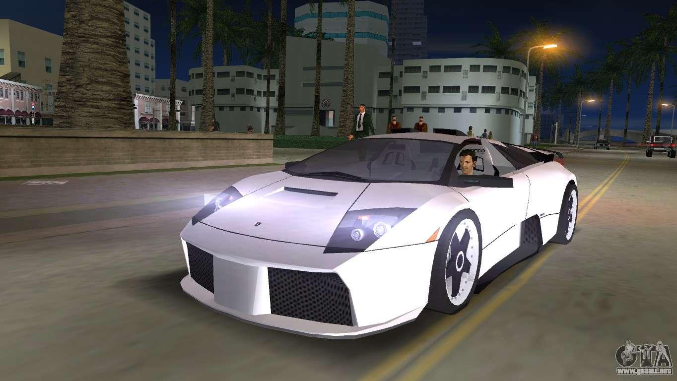 Lamborghini Murcielago V12 Tuning V 2 Final Para Gta Vice City