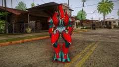 Red Elite v2 para GTA San Andreas