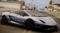 Lamborghini Gallardo LP 570-4 2011 Police v2