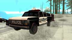 New Police Ranger