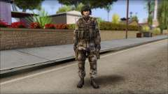 Urban GAFE from Soldier Front 2 para GTA San Andreas