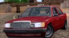 Mercedes Benz 190E Drift V8