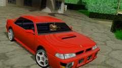Sultan Coupe para GTA San Andreas
