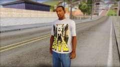 Gangnam Style T-Shirt para GTA San Andreas